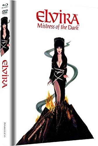 Elvira - Mistress of the Dark - Mediabook/Limitiert auf 444 Stück (+ DVD) [Blu-ray]
