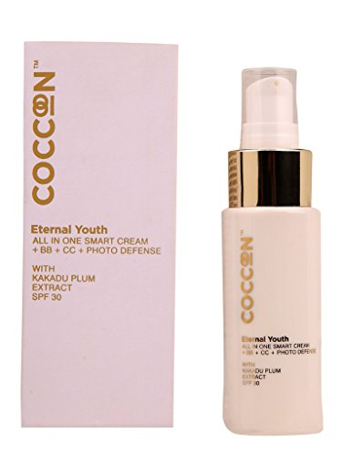 Coccoon Eternal Youth All In One Smart Cream +BB + CC + Photo Defence, 50g