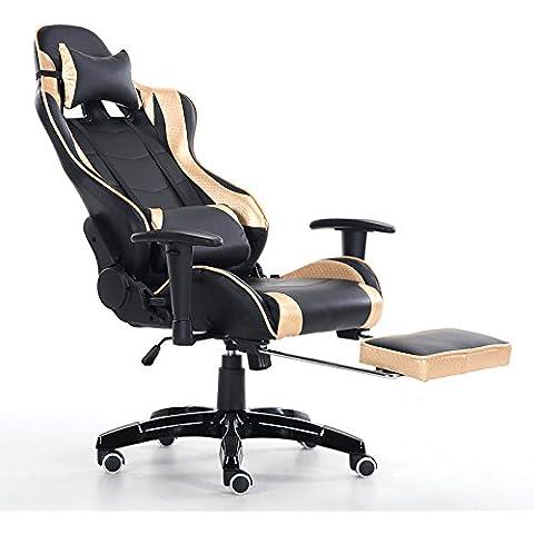 Atletica leggera home computer game racing sedile di prua sedia