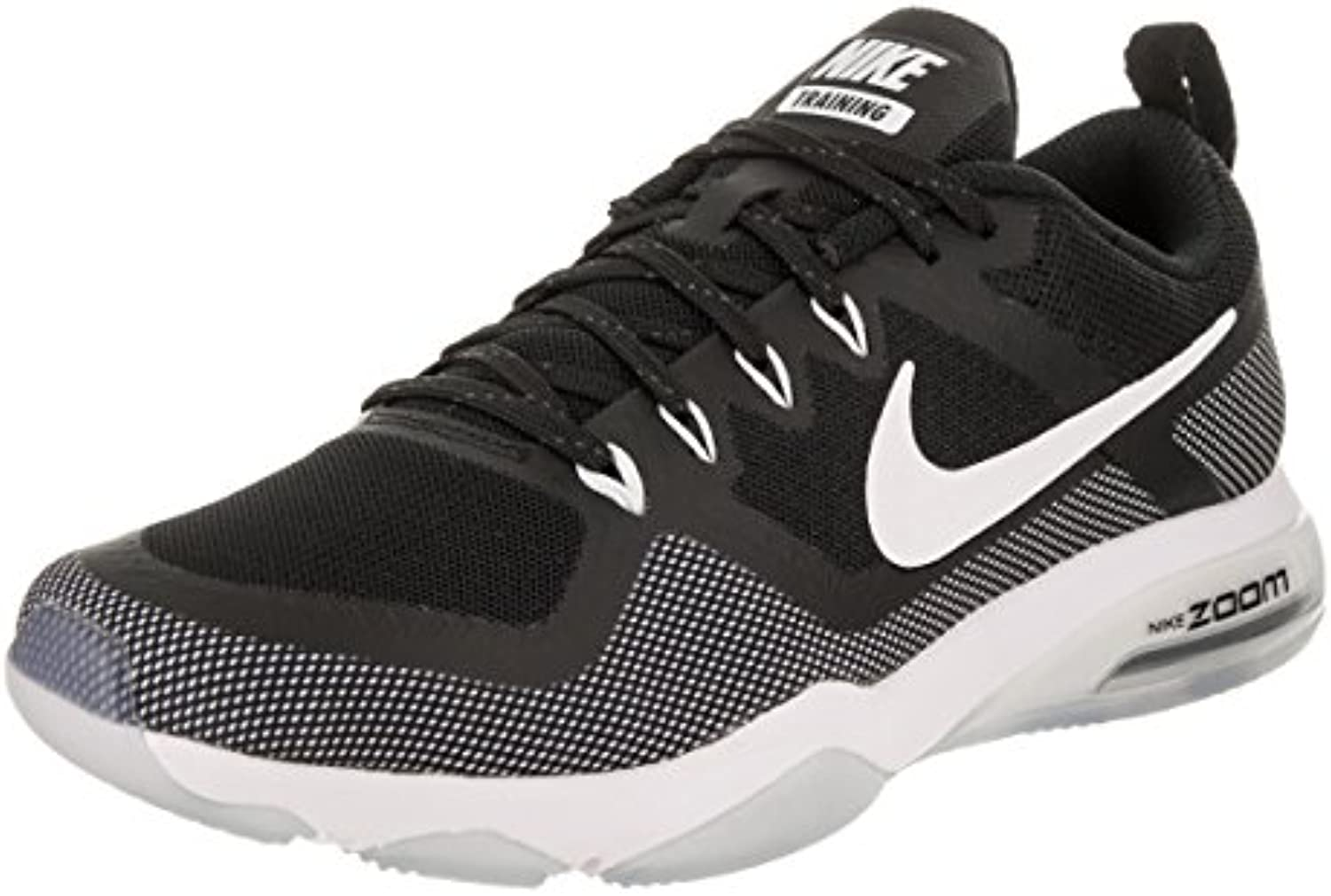 Nike WMNS Air Air Air Zoom, Chaussures de Fitness Femme, Noir (Black/White 001), 42 EUB01NCOAT50Parent 7b57e5
