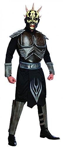 age Opress Herrenkostüm Kostüm für Herren Gr. M - XL, Größe:L (Star Wars Savage Opress)