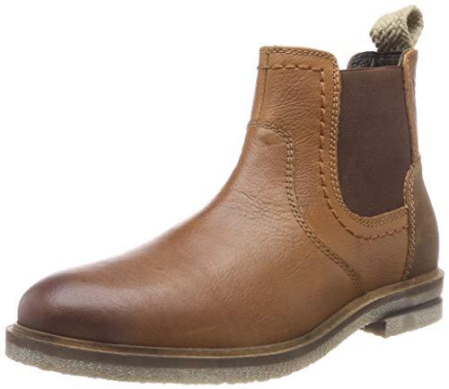 Josef Seibel Herren Stanley 03 Chelsea Boots Braun (Cognac 370) 45 EU