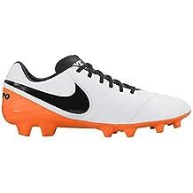 30e7839618a Amazon.es  botas nike tiempo - Blanco