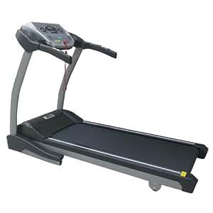 Heimtrainer Profi Fitness Laufband 7 PS 25 km/h MP3-Player-Anschluss