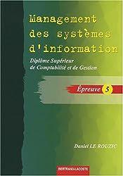 Management des systèmes d'information DSCG 5