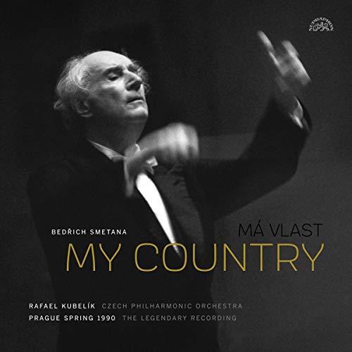 Smetana: Má Vlast - My Country [Vinyl DoLP, 180 gr, DMM]