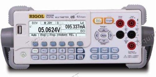 RIGOL DM3068Bench Digital Multimeter (True RMS, Mathematische Funktion) Bench Digital Multimeter