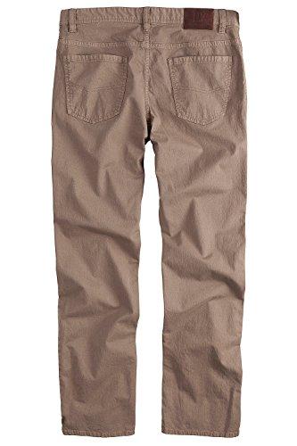 JP 1880 Homme Grandes tailles Pantalon 5 poches, stretch 687811 Beige