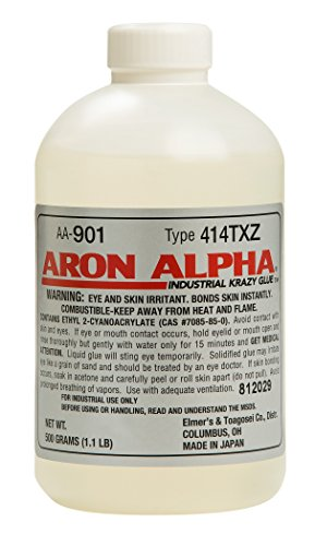 aron-alpha-414txz-6000-cps-high-heat-250-f-and-impact-resistant-instant-adhesive-500-g-11-pound-bott