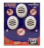 Weitech - 3 x Ultraschall Vertreiber WK0523