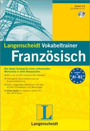 Langenscheidt Vokabeltrainer 3.0 Französisch