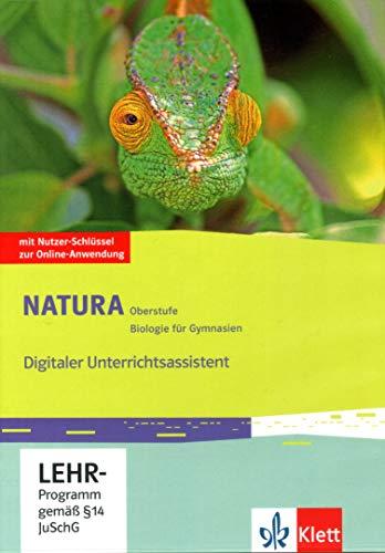 Natura Biologie Fachhochschulreife Ausgabe ab 2016 Digitaler Unterrichtsassistent (DVD-ROM und Online-Anwendung), Einzellizenz