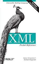 XML Pocket Reference: Extensible Markup Language (Pocket Reference (O'Reilly)) by Simon St. Laurent (2005-08-18)
