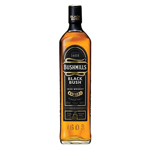 Bushmills Black Bush Irish Whiskey (1 x 0.7 l)