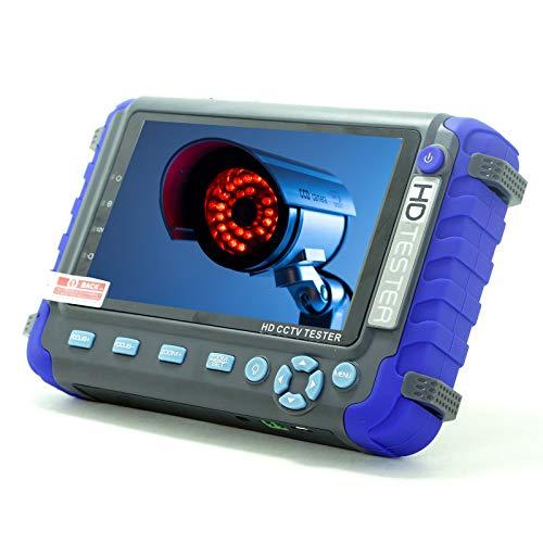 Profesional CCTV Tester IV8C 5 Pulgadas 5MP AHD TVI