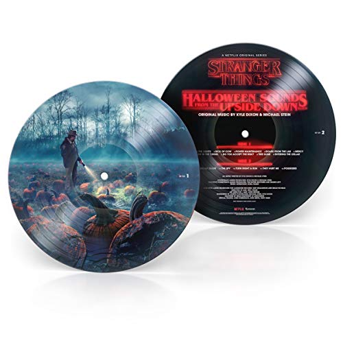 Stranger Things: Halloween Sounds from the... [Vinyl LP] (Sounds Songs Halloween Und)