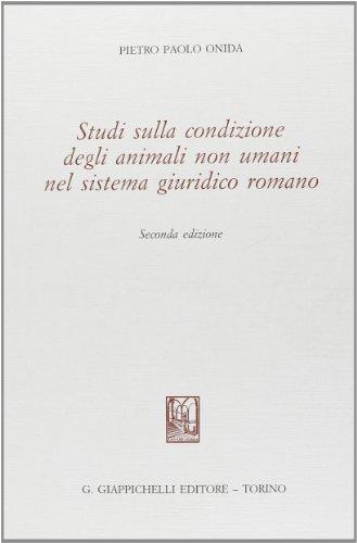 studi-sulla-condizione-degli-animali-non-umani-nel-sistema-giuridico-romano