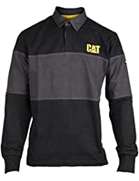 Polo à manches longues Caterpillar Rugby Shirt