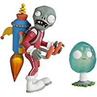 Plants vs Zombies 3 Future Jetpack Zombie with Infinut Action Figure by Plants vs Zombies