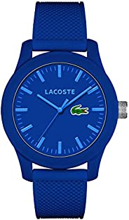 Lacoste Blue 2010765 For Men- Analog, Casual Watch