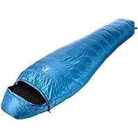 Alvivo Saco de dormir Ibex 500 S X-Treme Light – Saco de dormir de