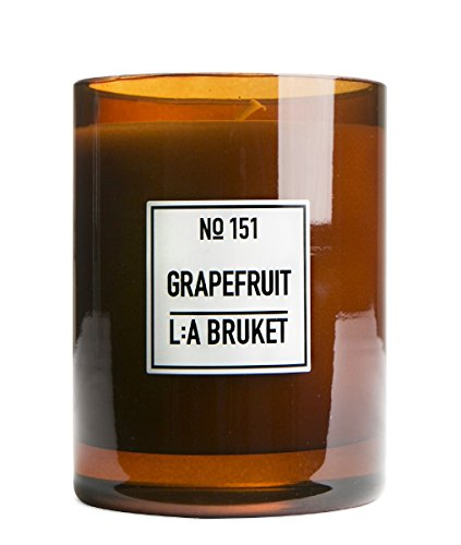 L:a Bruket No.151 candle grapefruit