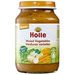 Holle - Potito Verduras Variadas Holle 190 gr 6m+