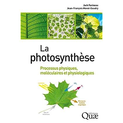 La photosynthèse: Processus physiques, moléculaires et physiologiques (Hors collection)
