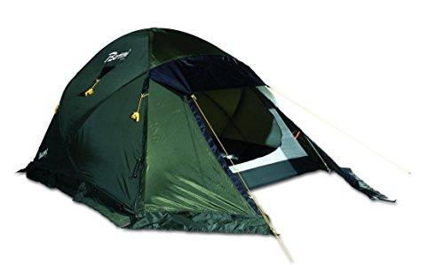 Bertoni Tende Basecamp Ripstop Tenda da Campeggio da Alpinismo e Escursionismo, Verde...