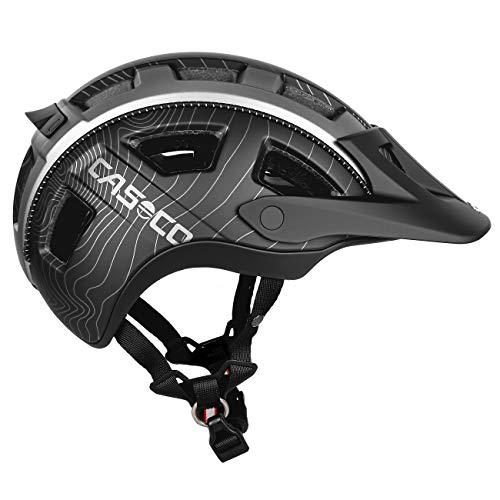 Casco Fahrradhelm 1302, Unisex Erwachsene L Schwarz