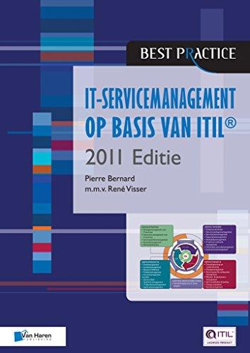 IT-servicemanagement op basis van ITIL® 2011 Editie (Dutch Edition)
