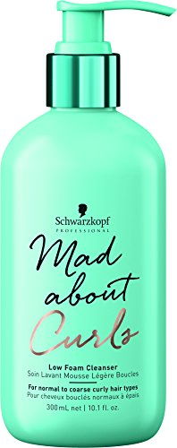 Schwarzkopf Mad About Curls Low Foam Cleanser 300 ml -