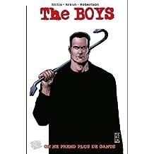 The Boys Tome 19 : On ne prend plus de gants