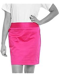 Royal & Awesome Pink Ticket - Falda-pantalón de golf para mujer