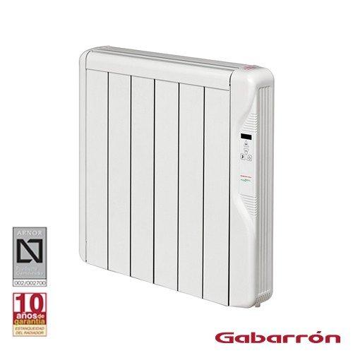 Gabarron émetteurs – Radiateur à inertie rx6 F-digital 750 W