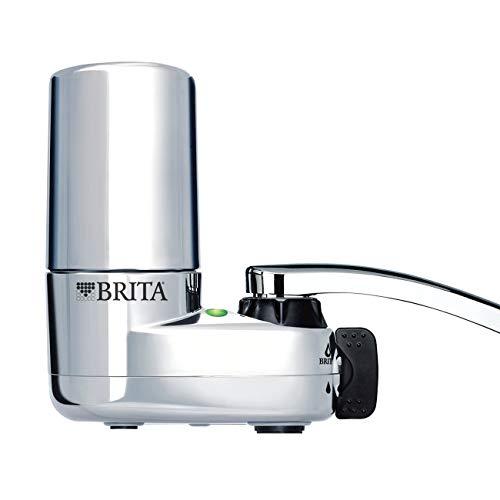 Clorox Sales - Brita 35618 Brita On Tap Faucet Filter System - Chrome by CLOROX SALES - BRITA