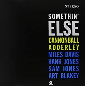 Somethin' Else (180g) [VINYL]
