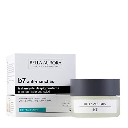 Bella Aurora B7 Crema Facial Hidratante Mujer Anti-Edad