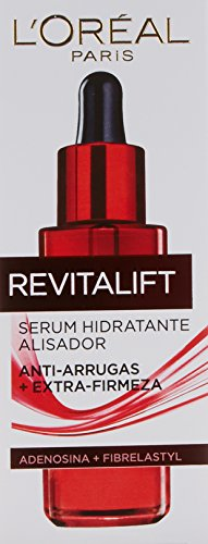 L'Oréal Revitalift Serum Hidratante Alisador Antiarrugas - 30 ml