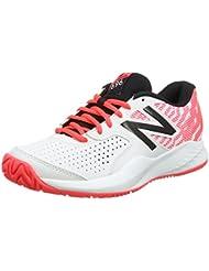 promo code 7b246 9acb4 New Balance Wch696v3, Chaussures de Tennis Femme