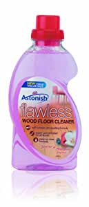 Astonish Flawless Wood Floor Cleaner 750 ml (Pack of 12)