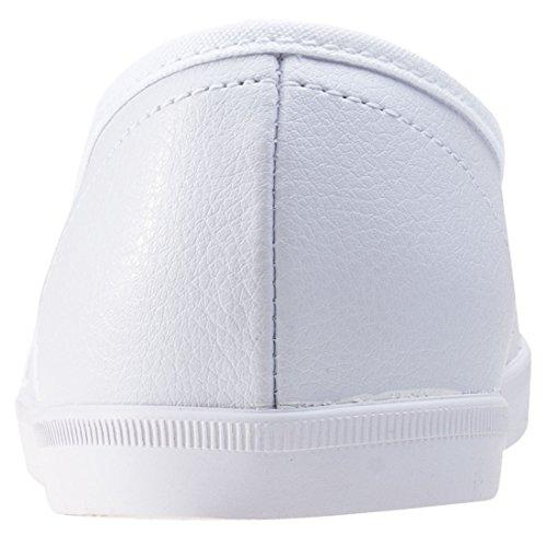 Fred Perry Aubrey Damen Sneaker Weiß White
