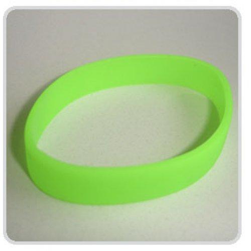 Everflag Silikon-Armband: Neon-Grün