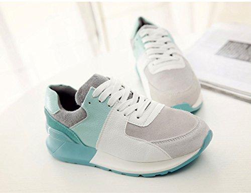 XTIAN - Pantofole Donna Hellblau