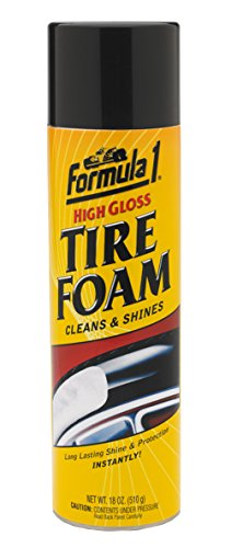 formula 1 high gloss tire foam (510 g) Formula 1 High Gloss Tire Foam (510 g) 41hKKFzz KL