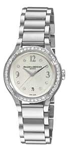 Baume & Mercier Femmes 8772 Ilea diamant quartz Suisse