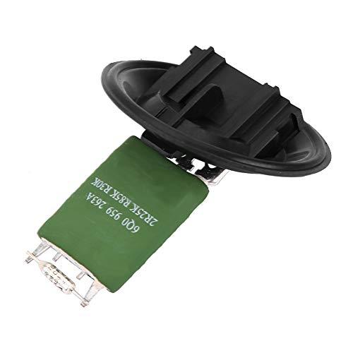 Gebläsemotor Widerstand, Auto Motor Heizung Gebläse Steuerwiderstand für A1 A2 6q0959263A -
