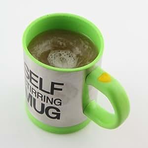 Acier ordinaire paresseux auto agitation Auto Mug mélange tasse de thé tasse de café plateau
