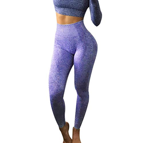 Haludock Frauen Hüfte Nahtlose Jacquard Punkt Hohe Taille Schnell Trocknend Hosen Fitness Yoga Hosen -