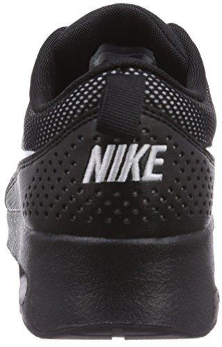 Nike Air Max Thea, Sneakers Basses Femme Noir (black/white 017)